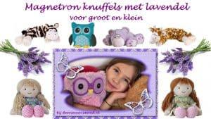poster-met-magnetron-knuffels-jasmijn