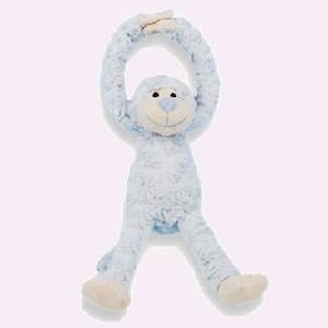 Slinger aapje blauw funnies