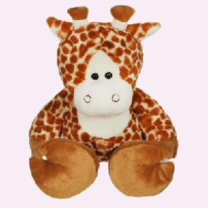 Grote pluche giraf Funnies