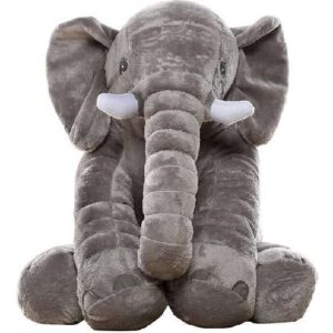 super zachte grote knuffel olifant