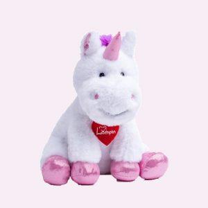knuffel Lucy Lu unicorn