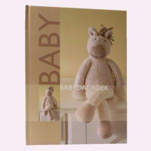 Baby dagboek Bobby