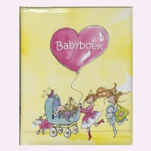 Baby dagboek Lisa & Lilly