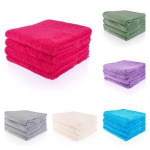 Handdoek met naam borduring