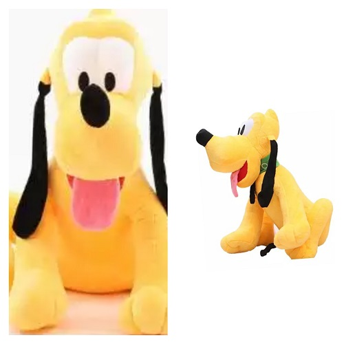 Knuffel Pluto