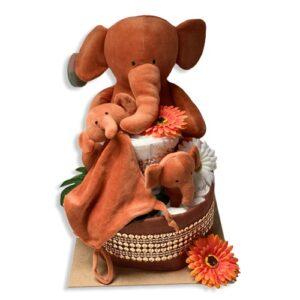 Baby Luiertaart Elephant
