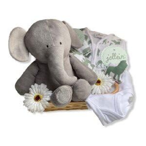 Kraammand Elephant Grey